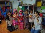Children at Altenative School for Underprivilege Kids