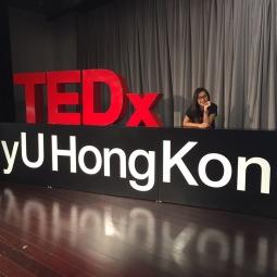 TEDx CityU Helpers